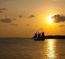 Key West Sunset, May 2008 by wonderfulworld