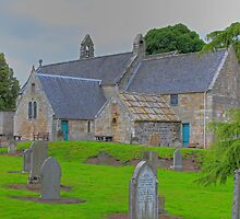 Abercorn Church by Tom Gomez