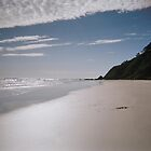 Watagos Beach, Byron Bay by DiannaLee