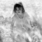 She is growing up so fast.  by Nicole Barnes