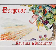 Bergerac by Escarlata
