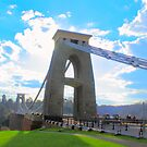 Clifton Suspension Bridge by Arvind Singh