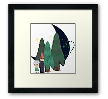 wirt and greg Framed Print