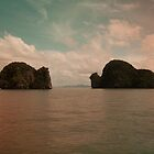 Island Twins by Christian Eccleston