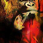 Graffiti Gorilla by Mark Dickson