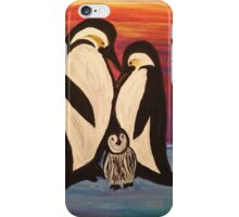 Arctic Penguin  iPhone Case/Skin