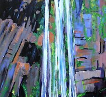 Queen Mary Falls  by Virginia McGowan
