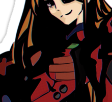 Asuka  Sticker