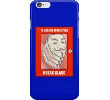 Vendetta Revolution iPhone Case/Skin