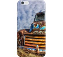 End of The Road iPhone Case/Skin