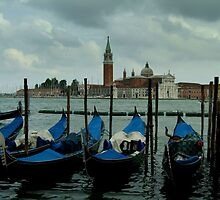 Gondolas by antonio