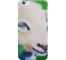 Mary Had a Little Lamb iPhone Case/Skin