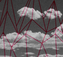 Digital Landscape #11 Sticker