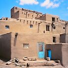 Taos Pueblo © by Mary Campbell