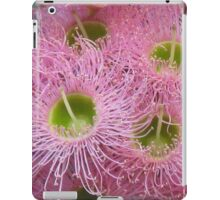 Pink Flowering Gum iPad Case/Skin