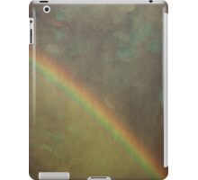 Ribbon of Rain iPad Case/Skin