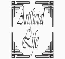 Artificial Life by Robert Elfferich