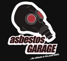 Asbestos Garage - Dark by DADSOLDAXE