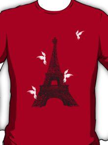 tower birds T-Shirt
