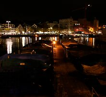 Boat Park by Benio