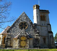 All Saints Church - Bodalla by Marilyn Harris