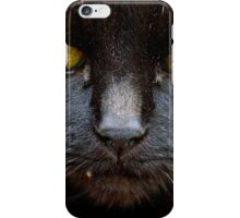 Hard stare iPhone Case/Skin