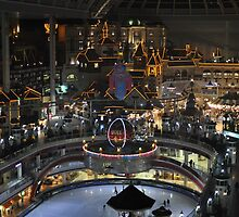 Lotte World From Above by Christian Eccleston