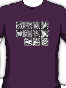 Borderlands Maya Elements T-Shirt T-Shirt