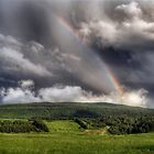 Between two Storms by Gino Caron