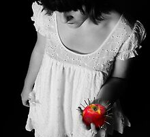 Dark Fairy Tales - Snow White and the Apple 2 by Adara Rosalie