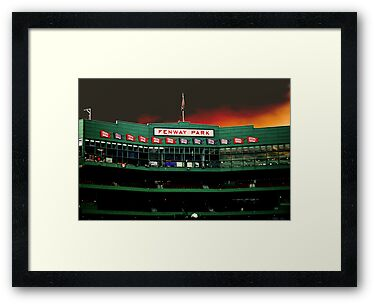 Fenway Park by christiane