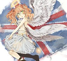 Britannia Angel! by Lucerna