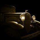 Model A Ford  by kelleybear
