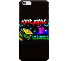Atic Atac 80's gold iPhone Case/Skin