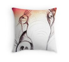 """""""Wise One""""  Throw Pillow"""