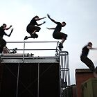 Parkour Long Jump by Walter Collazo