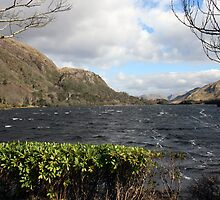 Kylemore Abbey view by John Quinn