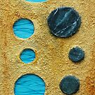 Beach Abstract by MARTIN LITHGOW