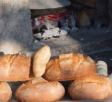 bread from the baker by spetenfia