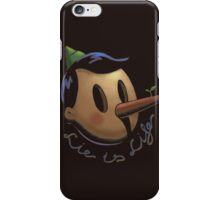 Lie is Life iPhone Case/Skin