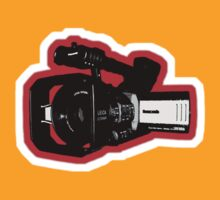 Video Camera by Justin Stephens