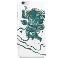 Peace In Space  iPhone Case/Skin