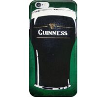 pint of beer iPhone Case/Skin