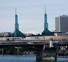 Portland Convention Center by heylisa