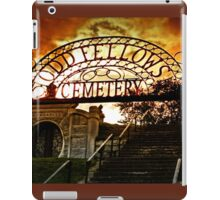 Odd Fellows iPad Case/Skin
