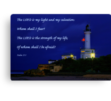 """Beacon of Hope"" 2 Canvas Print"