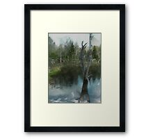 Renewal... Framed Print