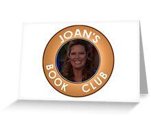 Joan Callamezzo's book club. Greeting Card