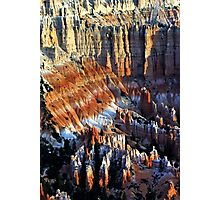 Colorful Formations - Bryce Canyon National Park - Utah - U.S.A Photographic Print