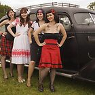 garter belts and gasoline by rockabillykat